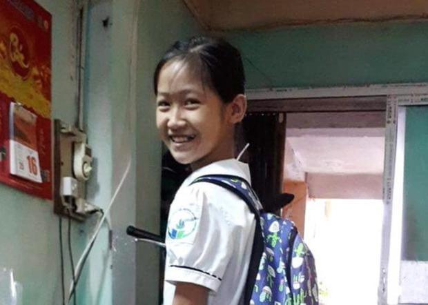 Khi còn sống, bé Vân Nhi luôn kiên cường, lạc quan chống chọi với bệnh tật.