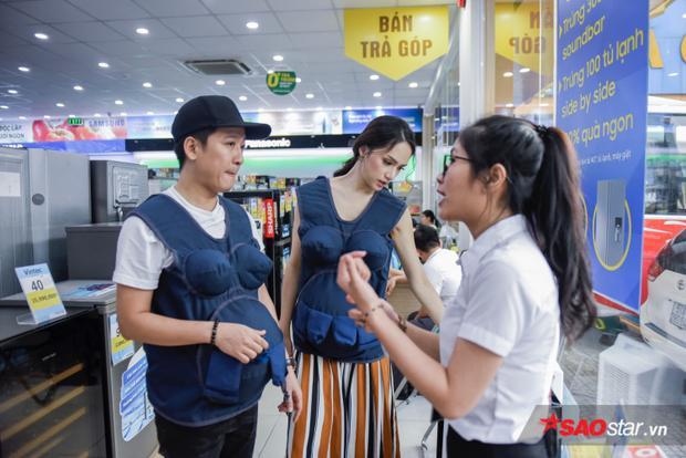 Dàn sao Manbirth mua sắm vật dụng cho các bà bầu: Tinh tế và đáng yêu hết phần thiên hạ