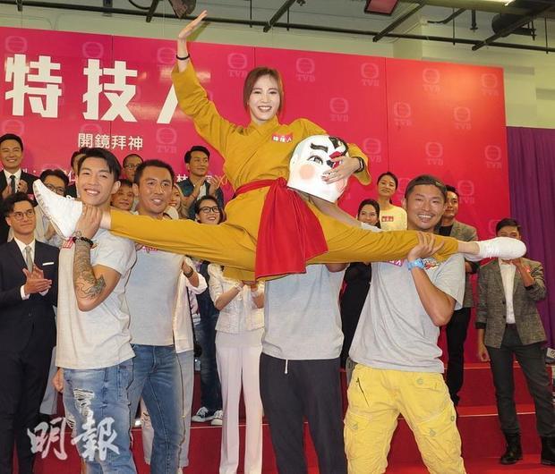 Đặc kỹ nhân: Bộ phim hiếm hoi của TVB nói về người đóng thế