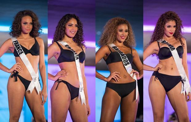 """Những cô gái tóc xù đã """"làm mưa làm gió"""" ở kỳ Miss Universe 2017, thì nay đã đến lượt những cô gái suối tóc suôn dài sẽ """"càn quét"""" kỳ Miss Universe 2018 vào cuối năm nay."""