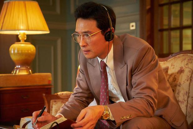 Lần đầu ông hoàng, bà hậu phòng vé Hwang Jung Min  Kim Hye Soo hợp tác cùng nhau