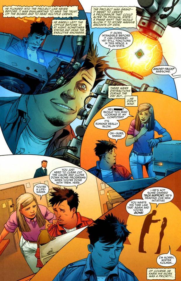Kẻ phản diện Ghost trong 'Ant-Man and the Wasp' đã được thay đổi giới tính trước khi lên phim