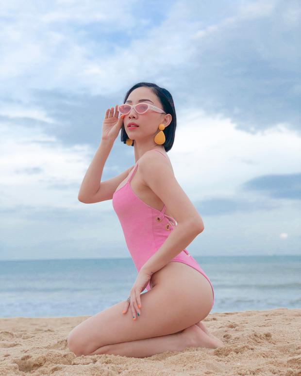 Nhìn tấm hình này thì mấy nàng có muốn chạy ngay ra biển để giải tỏa cái nắng oi bức mùa hè này chưa?