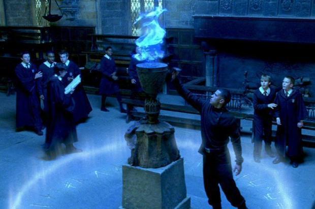 """Những tình tiết trong Thiên đấu của """"Phù Dao Hoàng hậu"""" khá giống với những gì diễn ra trong """"Chiếc cốc lửa""""."""