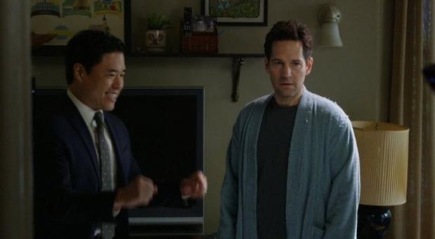 Cười đã đời với Jimmy Woo, viên cảnh sát thích ảo thuật trong 'Ant-Man and The Wasp'