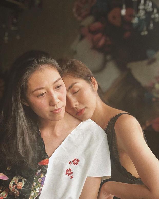 Hình ảnh mới nhất của vợ Phạm Anh Khoa được Hà Tăng chia sẻ.