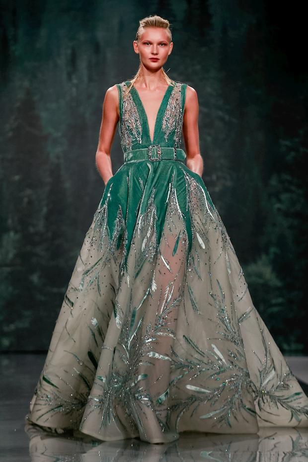Và nói đến Haute Couture mà không nhắc đến Zuhair Murad là thiếu sót cực lớn.