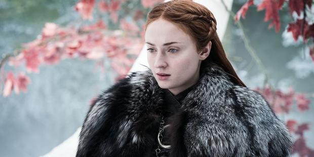 hình ảnh mới nhất của Sophia Turner trong 'Game of Thrones'