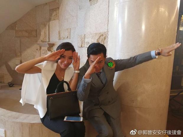 Dương Di sẽ vào vai vợ của Quách Tấn An.