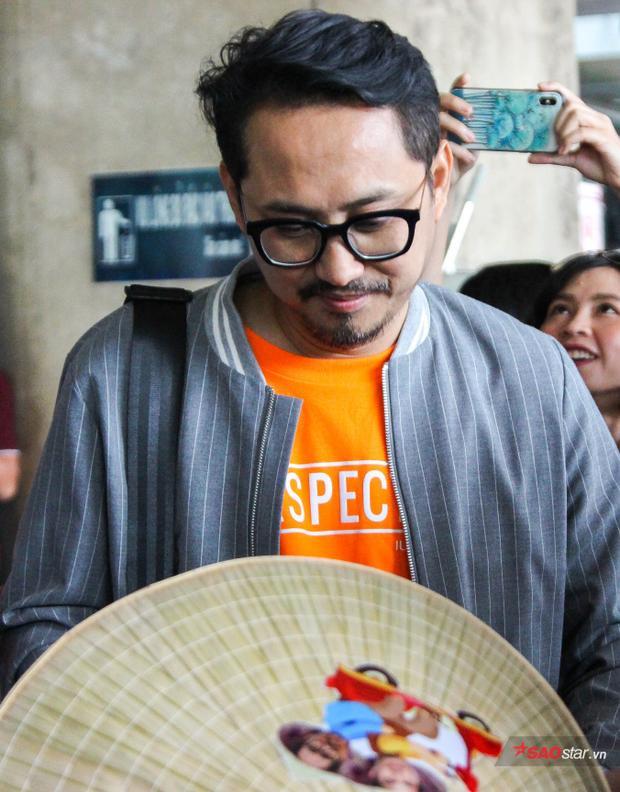 Đạo diễn Witthaya Thongyooyong sẽ đồng hành cùng anh xuyên suốt thời gian lưu lại Việt Nam
