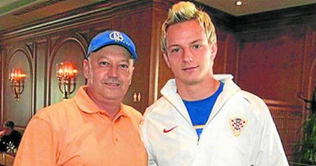 Cha của Rakitic luôn nuôi dưỡng tình yêu quê hương Croatia cho những người con của mình.
