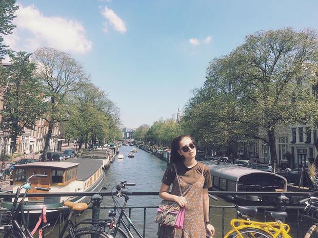 Cuộc sống sang chảnh như mơ của Hà Lade  hot girl có vẻ ngoài cực giống Kỳ Duyên