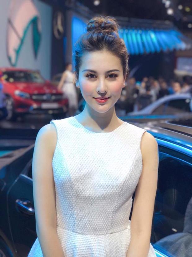 Vẻ đẹp tựa thiên thần của Hà Lade