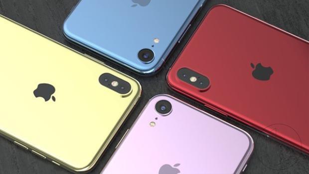 Trong năm 2018, Apple được kì vọng sẽ ra mắt ba chiếc iPhone chiếc iPhone. Chiếc máy có giá thấp nhất là iPhone với màn hình LCD. Nó nhiều khả năng cũng sẽ chỉ có cụm camera đơn, trong khi hai mẫu máy cao cấp hơn với màn hình OLED sẽ có camera kép.