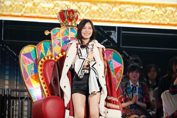 Nỗ lực cuối cùng cũng được đền đáp, chiếc ghế No.1 đầy danh giá và áp lực thuộc về Jurina. Dường như sức lực của cô nàng đã cạn sạch ngay khi Senbatsu Sousenkyo 2018 kết thúc, hầu hết các hoạt động sau đăng quang đều bị hủy bỏ vì sức khỏe Jurina không thể đáp ứng.