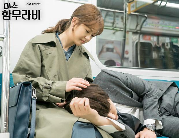 Thư ký Kim của Park Seo Joon  Park Min Young đánh bại mọi đối thủ, đứng đầu BXH danh tiếng thương hiệu tháng 7