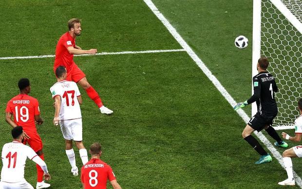 Harry Kane đại diện cho mẫu trung phong hiện đại. Ảnh: Fifa.com.