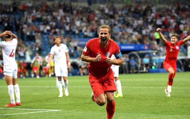 Harry Kane đem lại sức sống mới trên hàng công ĐT Anh. Ảnh: Fifa.com.