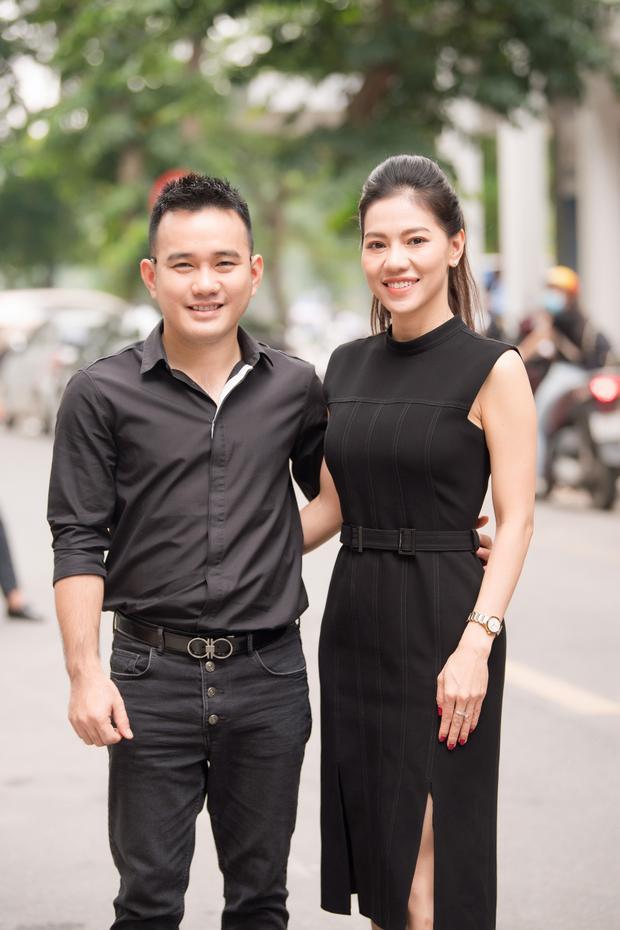 NTK Lê Thanh Hoà và Phó BTC cuộc thi cũng có mặt tại buổi Sơ khảo để gặp gỡ các thí sinh.