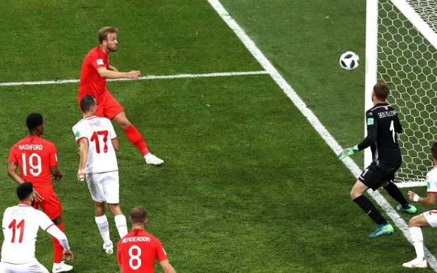 ĐT Anh đang cho thấy khả năng tận dụng cực tốt những tình huống cố định tại World Cup 2018. Ảnh: Fifa.com.