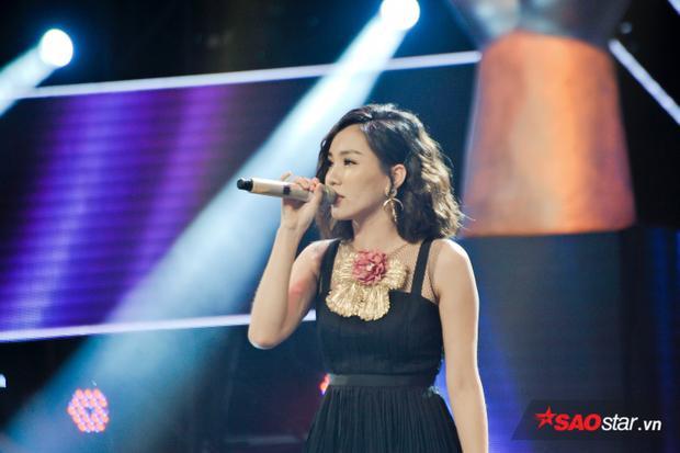 Cô gái sở hữu giọng hát nội lực Hương Giang…