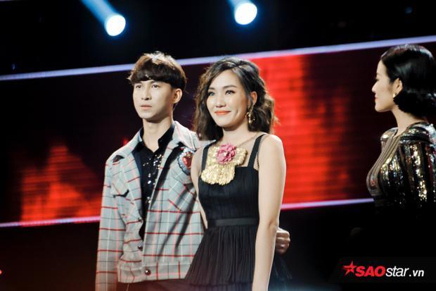 Cặp đôi Triệu Thiên Bình - Hương Giang.