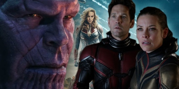 """Cái kết của """"Ant-Man and the Wasp"""" là nút thắt quan trọng của """"Avengers 4""""."""