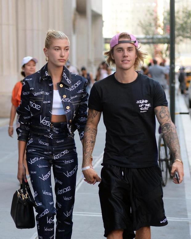 """Từ lúc hẹn hò cùng Hailey Baldwin, Justin bắt đầu chú ý nhiều hơn đến vẻ ngoài khiến người hâm mộ được an ủi phần nào sau khoảng thời gian """"phát ốm"""" với ngoại hình lôi thôi của anh."""