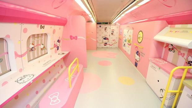 Hello Kitty là nhân vật hư cấu của công ty Sanrio, ra đời từ năm 1974. Chú mèo được sáng tạo bởi Yuko Shimizu và thiết kế lại bởi Yuko Yamaguchi.