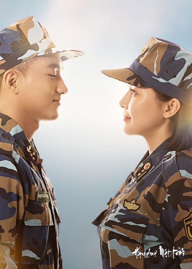 Hữu Vi - Trung uý Minh Ngọc và Cao Thái Hà - Thượng sĩ Bảo Huy