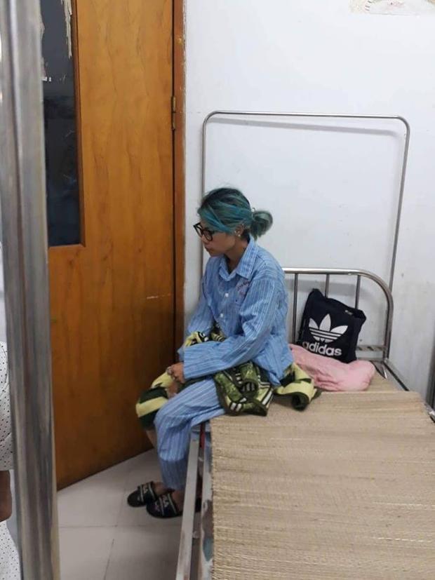 Hình ảnh Bella tại Bệnh viện Tâm thần Trung ương 1.