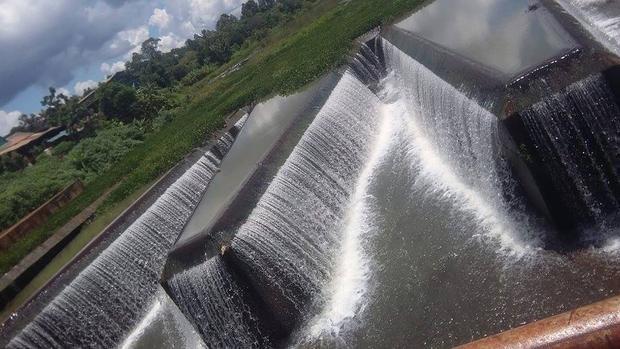Cảnh đập nước hoành tráng ở Đak Nong khiến dân mạng liền ào ào khoe ảnh quê mình để cạnh tranh
