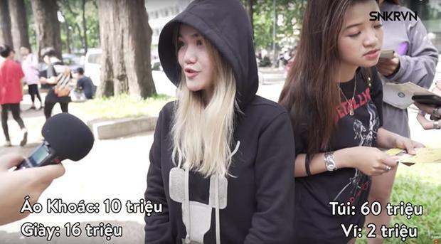 Tranh cãi gay gắt clip hội rick kids Việt tự tin bóc giá giày ngàn đô, khẩu trang chục triệu tại lễ hội Sneakers Fest