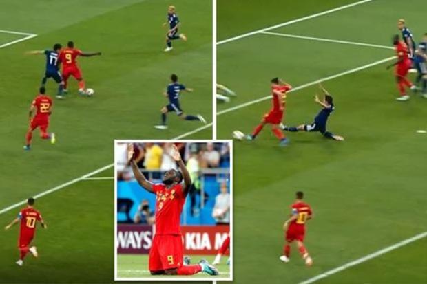 Sau đó là pha nhấc chân bước ngoặt giúp Nacer Chadli băng vào ghi bàn ấn định thắng lợi 3-2 trước Nhật Bản.
