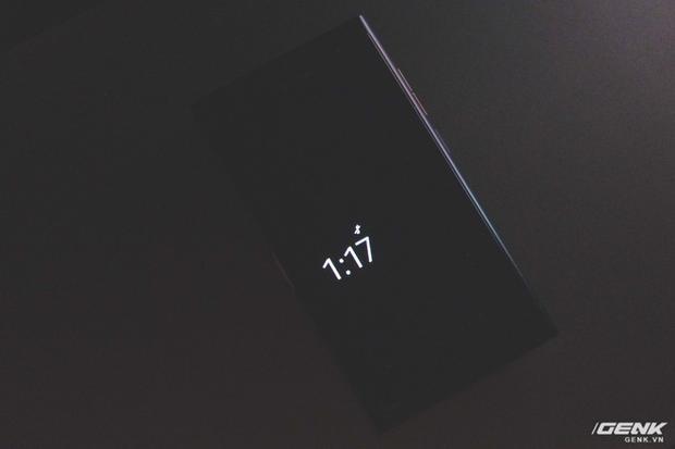 Màn hình luôn bật của Nokia N9
