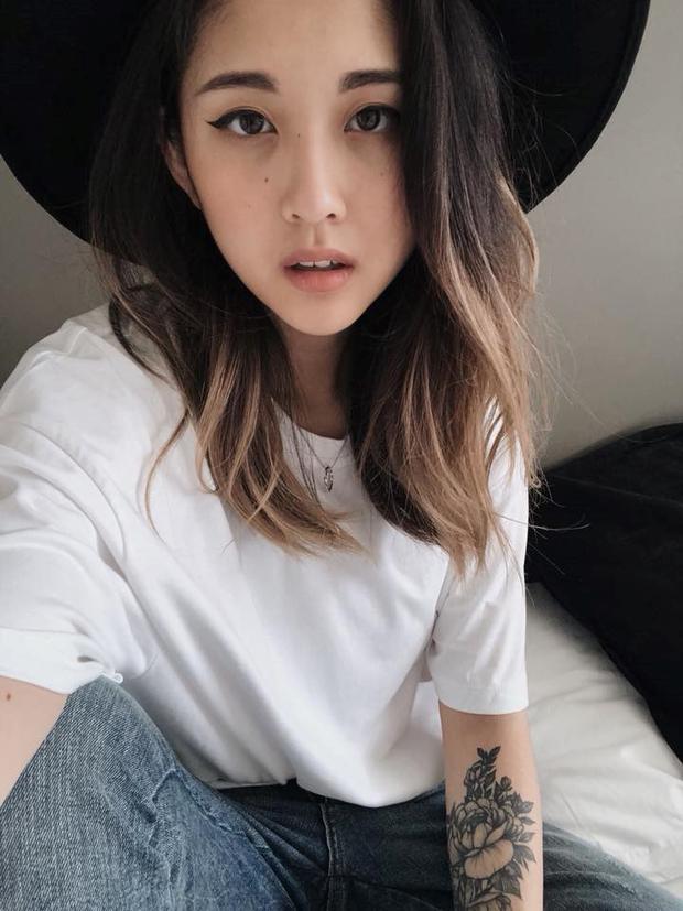Julia Đoàn là fashionista nổi tiếng Sài thành.