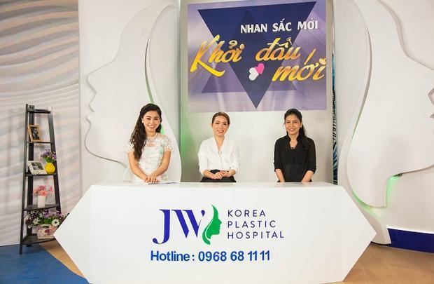 Tập 25 Nhan sắc mới Khởi đầu mới với sự góp mặt của diễn viên Thụy Mười và ThS.BS Vũ Thị Minh Nhật - Bác sĩ chuyên khoa da liễu, Bệnh viện JW Hàn Quốc.