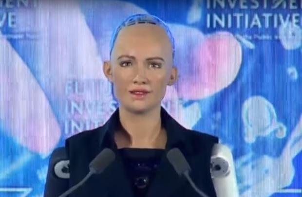 Ngày 13/7, công dân robot đầu tiên trên thế giới sẽ đến Việt Nam.