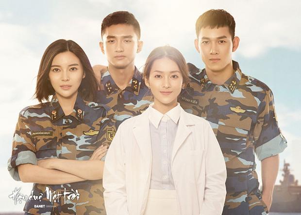 Poster gây sốt của Hậu Duệ Mặt Trời phiên bản Việt
