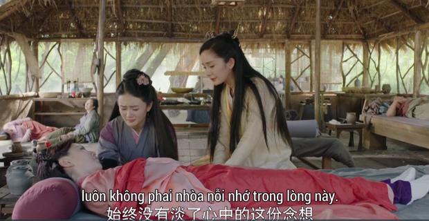 Phật Liên thú nhận thân phận, nhờ Phù Dao giúp đỡ