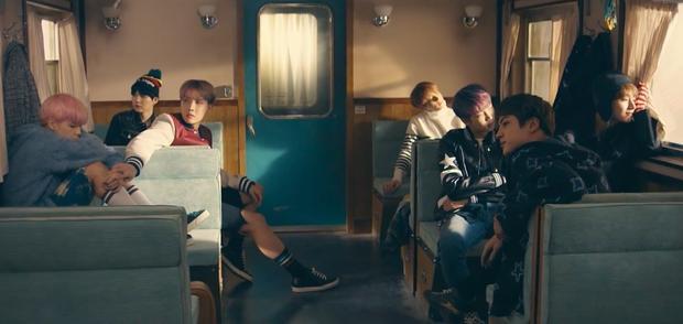 """""""Spring Day"""" ghi dấu kỉ lục mới cho BTS trên Melon."""