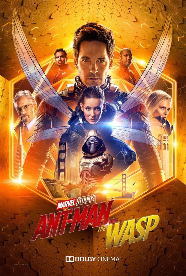 Ngoài cô bé Cassie, Ant-man 2 còn gợi ý phần phim ngoại truyện cho X-Con