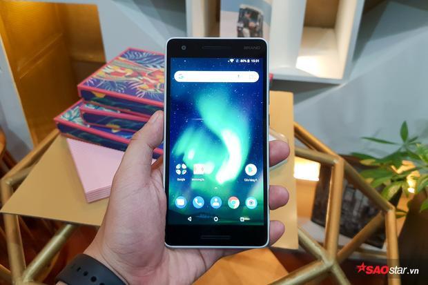 HMD Global ra mắt bộ đôi Nokia 2.1 và Nokia 3.1 giá rẻ tại Việt Nam