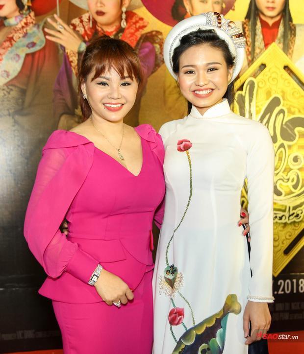 Hai mẹ con Lê Giang - Lê Lộc