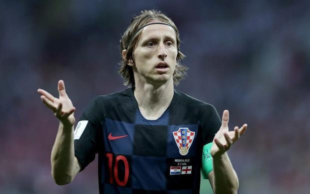 Modric cần được tôn trọng sau những đóng góp của mình. Ảnh: Fifa.com.