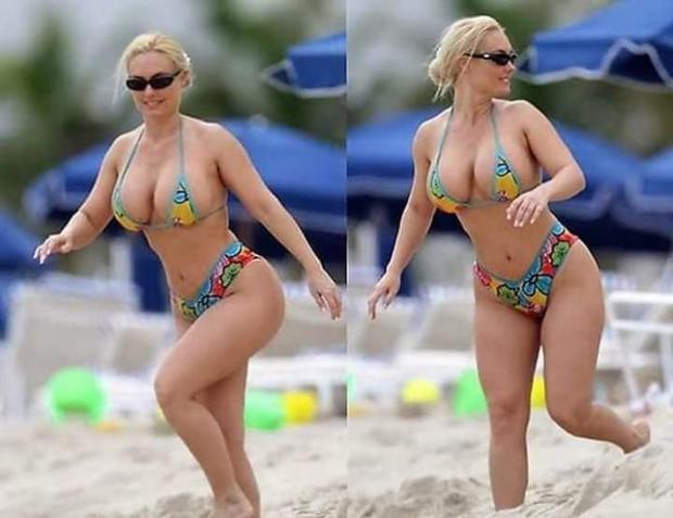 Bà Kolinda hay bị nhầm với người mẫu Mỹ Coco Austin