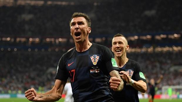Croatia đang đứng trước cơ hội ghi tên mình vào lịch sử bóng đá thế giới. Ảnh: Fifa.com.