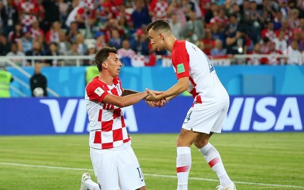 ĐT Croatia đã thi đấu kiên cường tại World Cup 2018. Ảnh: Fifa.com.
