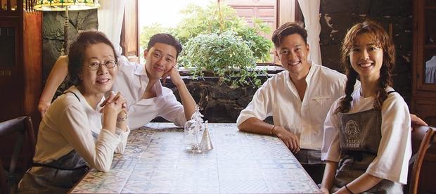 Dàn cast của Youn's Kitchen 2.