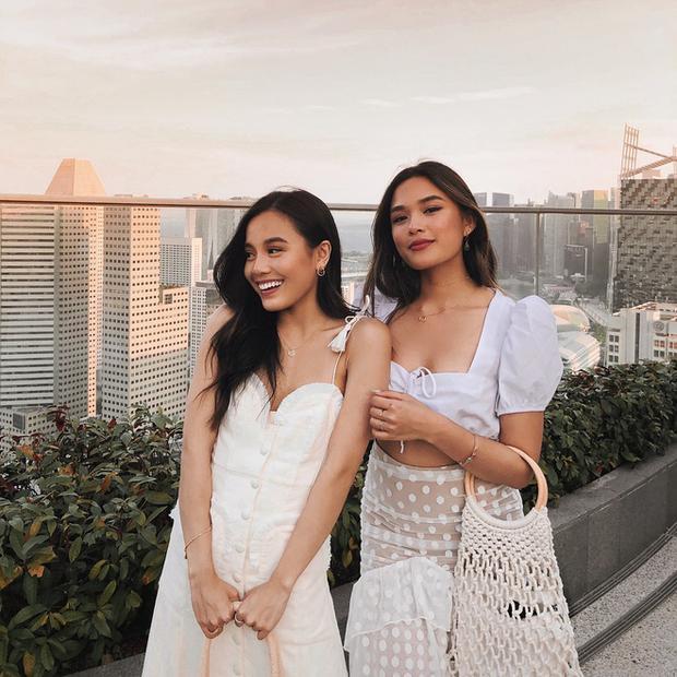 Cặp chị em gái gốc Việt vừa xinh vừa tài lại chanh sả khiến cộng đồng Instagram Việt dậy sóng